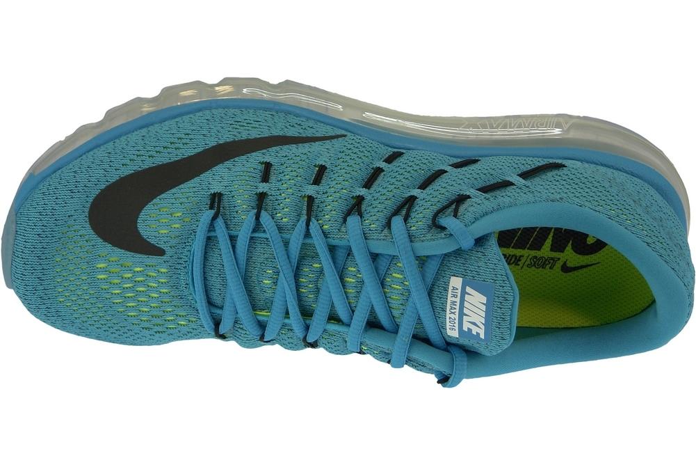 new arrival 37d7f 6fb3f Nike Air Max 2016 806771-400 Homme sneakers Bleu