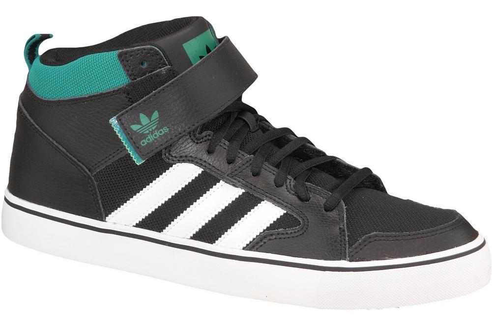 Adidas Varial Mid F37482 Homme sneakers Noir