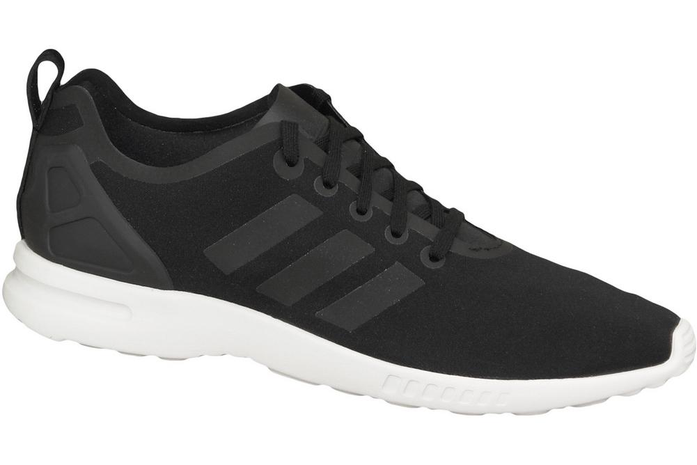 best loved a7da8 54048 Adidas ZX Flux Adv Smooth W S78964 Femme chaussures de sport Noir