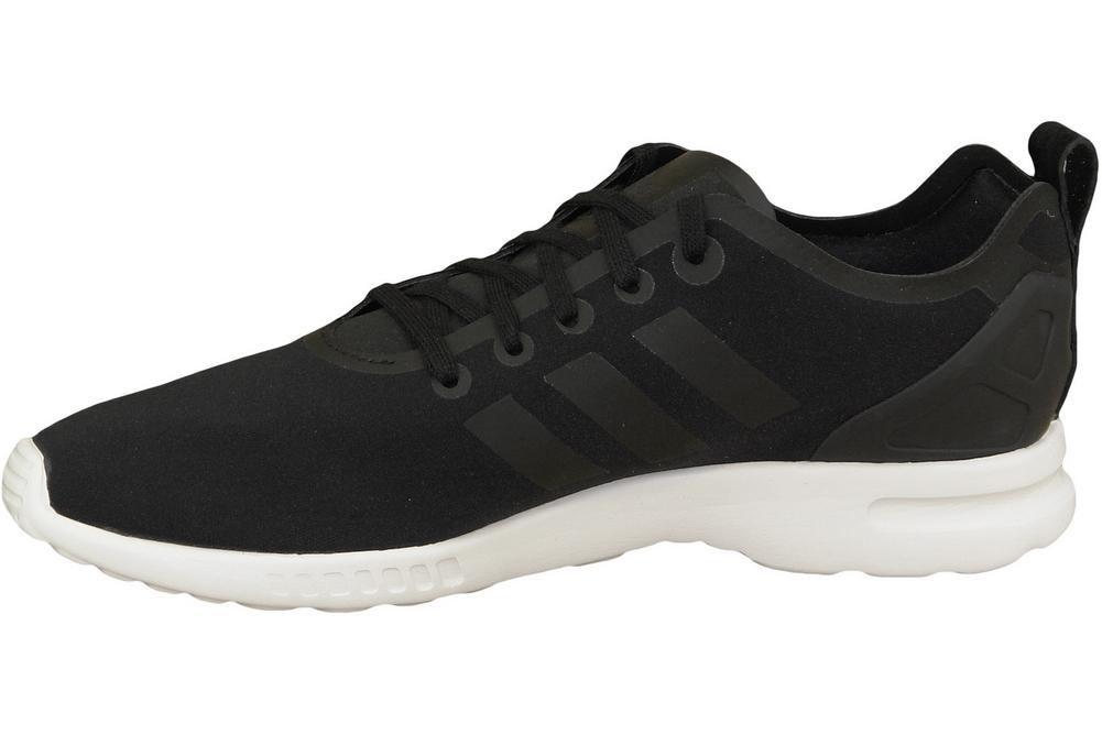 Adidas ZX Flux Adv Smooth W S78964 Femme chaussures de sport Noir