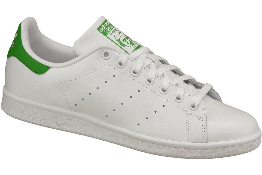 uk availability 5cb37 f7748 Adidas Stan Smith M20324 Homme chaussures de sport Blanc