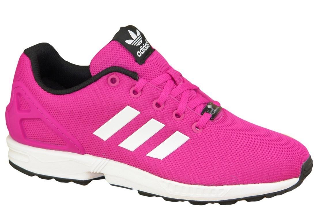 regarder b8d4b 49786 Adidas ZX Flux K S74952 Garçon chaussures de sport Rose