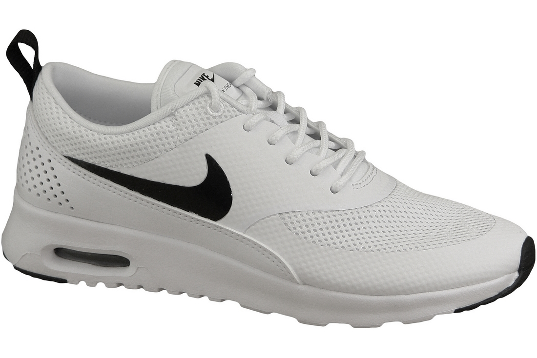 lowest price 4fe36 04439 Wmns Nike Air Max Thea 599409-103 Femme sneakers Blanc   Alltricks.com