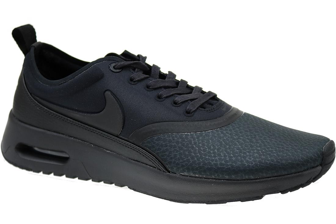 best service 2eaea 2f750 Nike Beautiful X Air Max Thea Ultra Premium 848279-003 Femme sneakers Noir    Alltricks.com