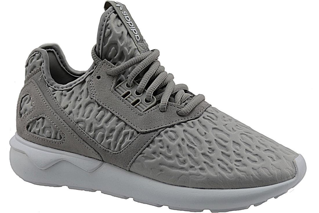 grand choix de a5516 12b32 Adidas Tubular Runner Trainers S78929 Femme chaussures de sport Gris