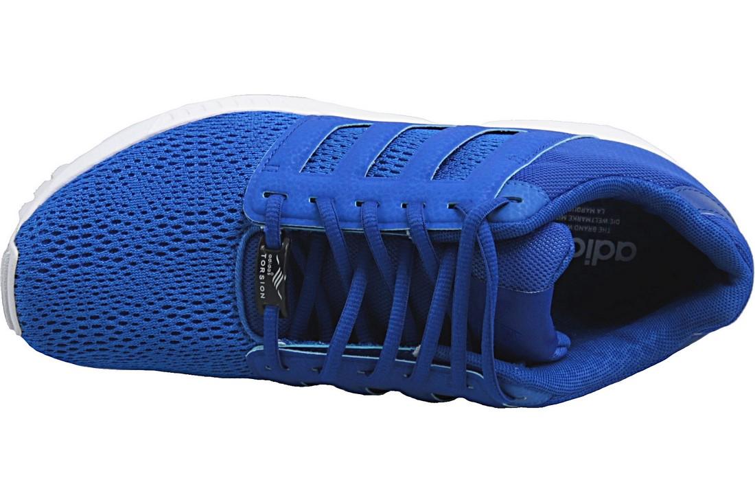San Francisco 52d56 4603e Adidas Originals ZX Flux M21332 Homme chaussures de sport Bleu