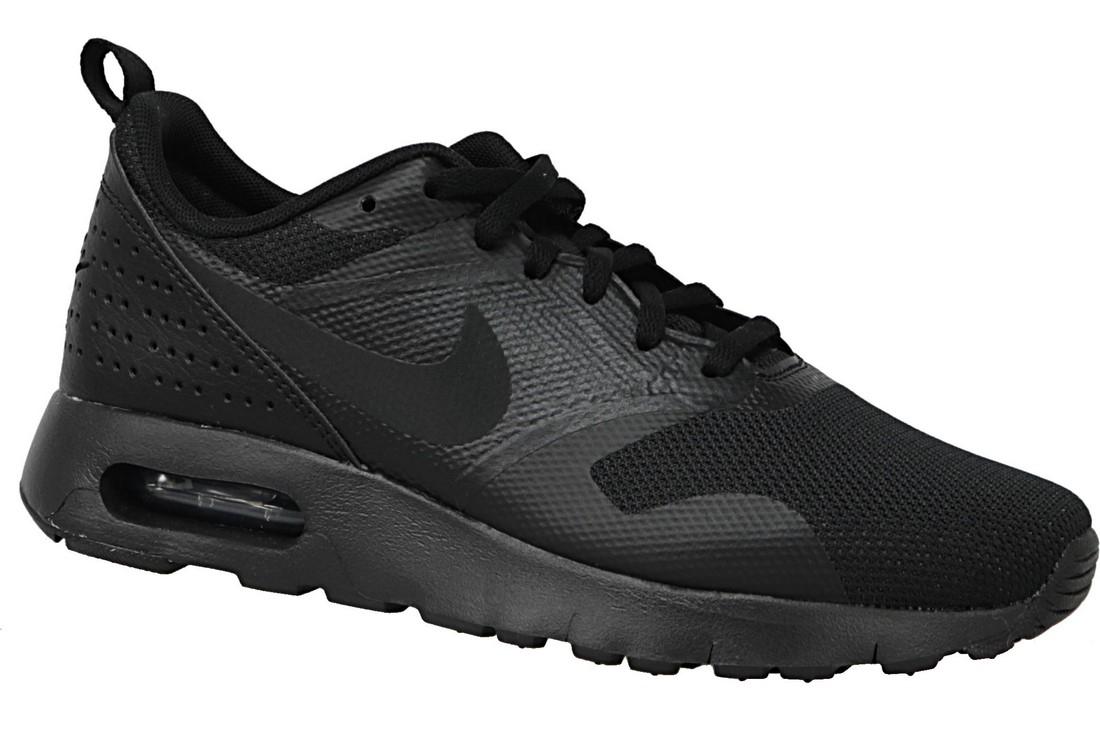 buy online 83182 0bc35 Nike Air Max Tavas GS 814443-005 Garçon sneakers Noir