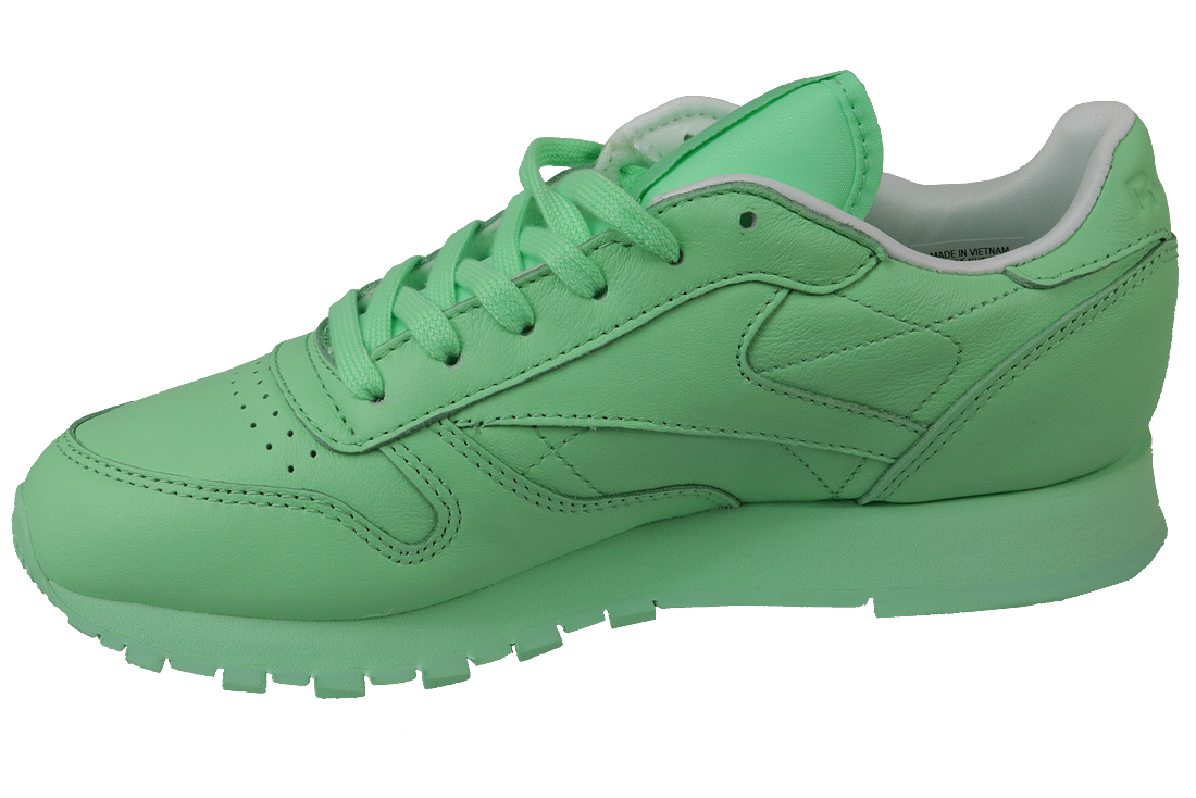 0dadce16435 Reebok x Spirit Classic Leather BD2773 Femme sneakers Vert ...