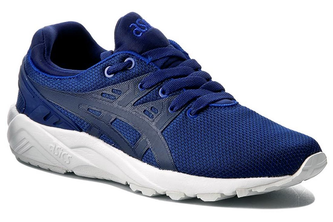 97f7adb29ab3 Asics Gel-Kayano Trainer Evo H707N-4949 Homme sneakers Bleu foncé ...