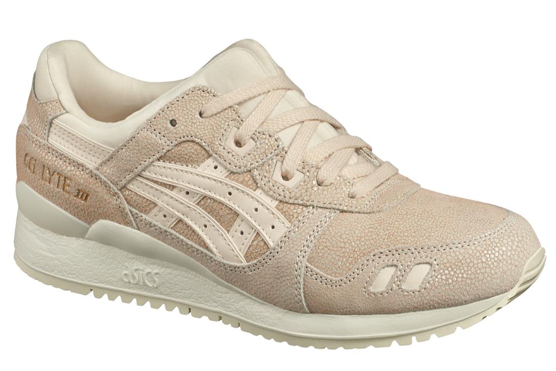 23b952e5428d Asics Gel-Lyte III HL7E5-0202 Femme sneakers Beige