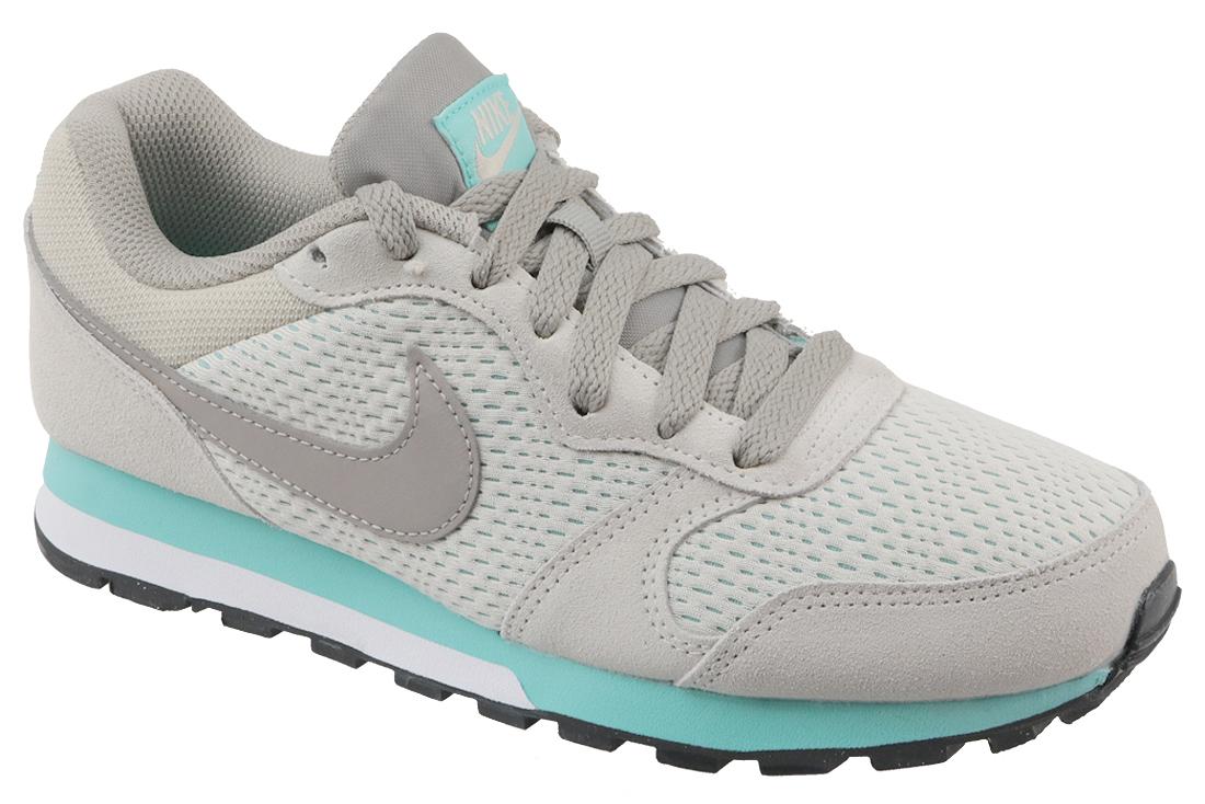 design intemporel c8d8d 3e2a5 Nike Md Runner 2 Wmns 749869-101 Femme sneakers Gris