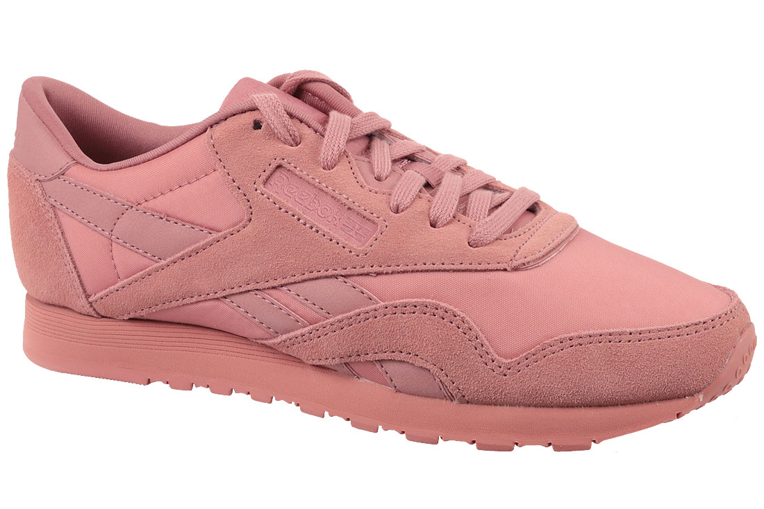 6c6aa054ad5 Reebok Classic Nylon BD5717 Femme sneakers Rose