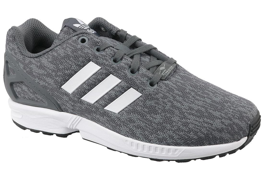 premium selection 2bb6b 8d63e Adidas ZX Flux J BY9833 Garçon sneakers Blanc