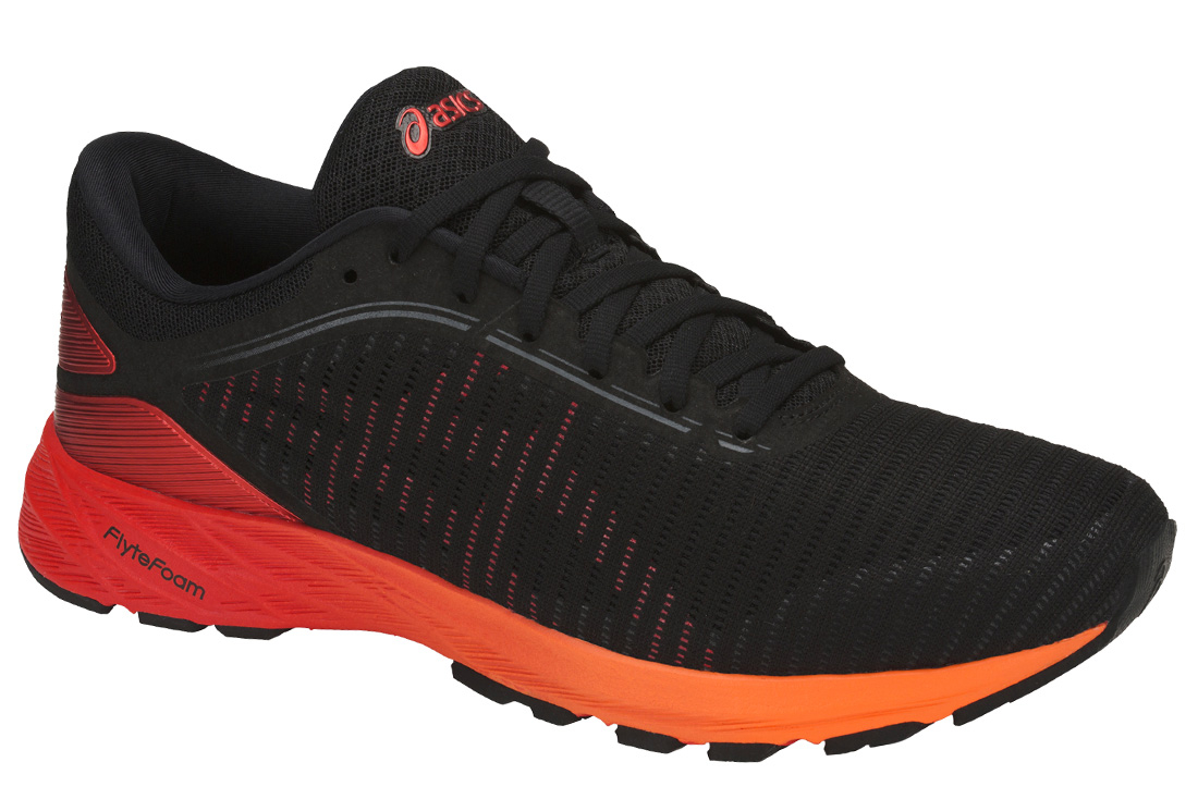 huge discount 87202 664c0 Asics DynaFlyte 2 T7D0N-9023 Homme chaussures de running Noir