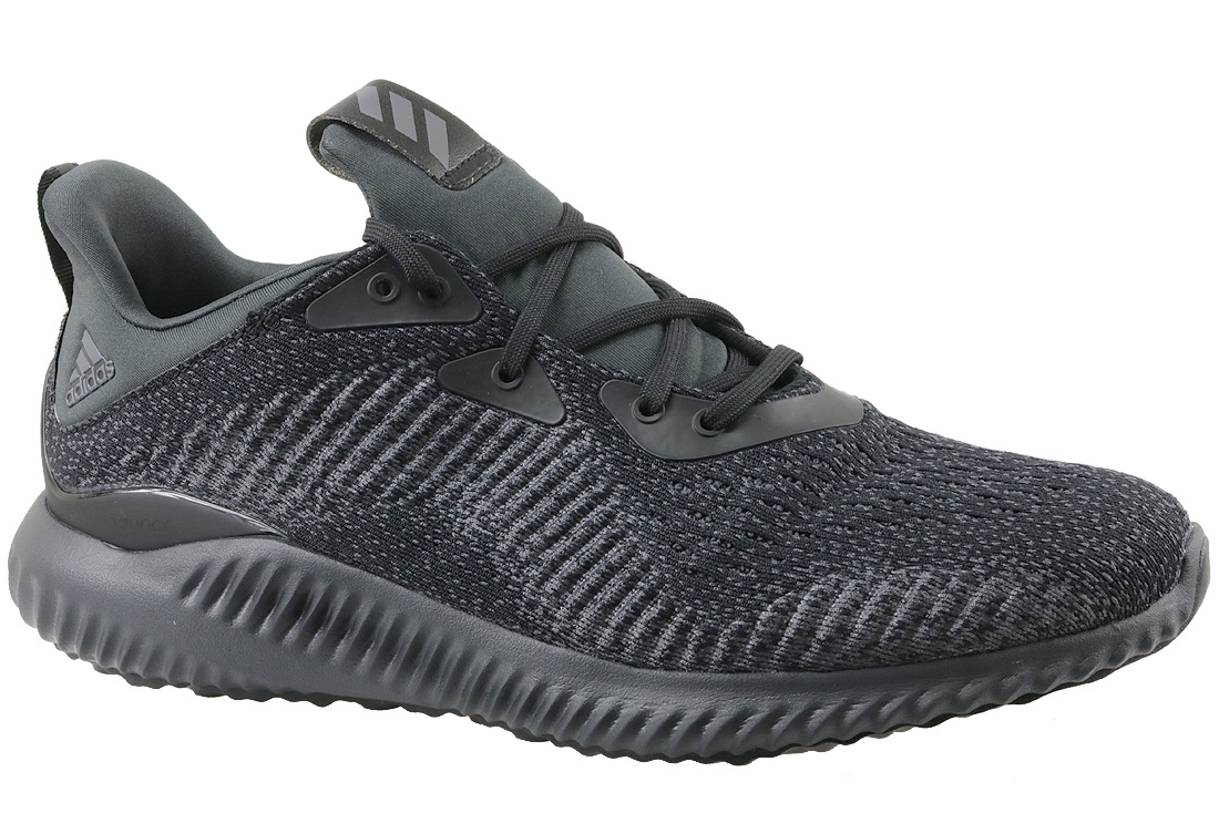 new style 00dc0 47cab Adidas Alphabounce EM DB1090 Homme chaussures de running Noir