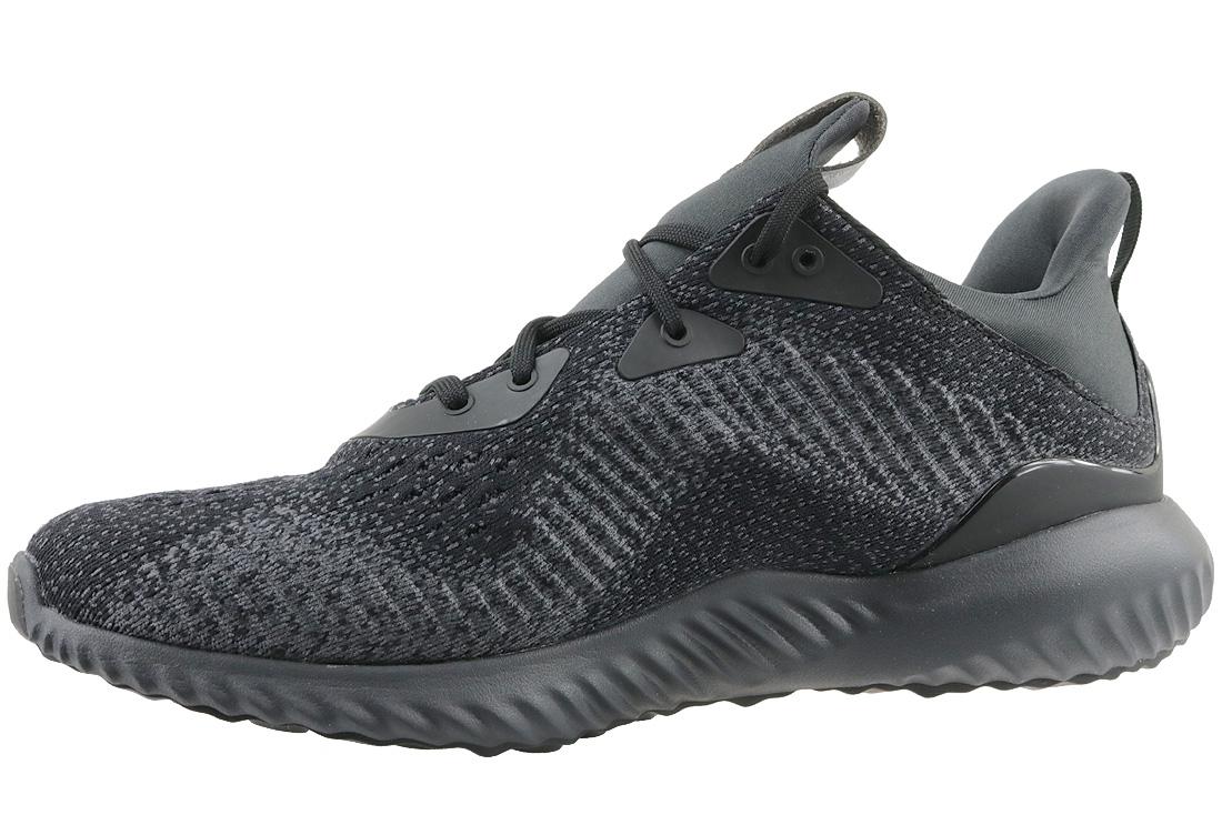 new style 03fc0 fc81a Adidas Alphabounce EM DB1090 Homme chaussures de running Noir
