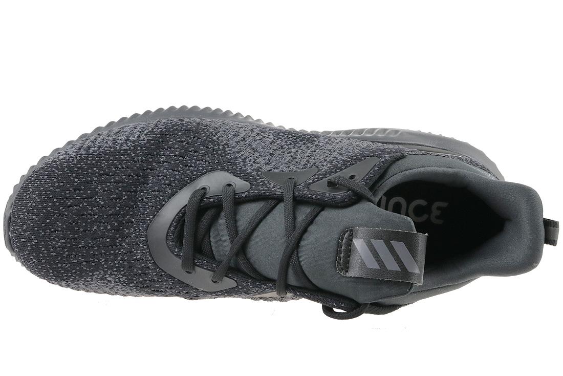 new style efe43 fed08 Adidas Alphabounce EM DB1090 Homme chaussures de running Noir