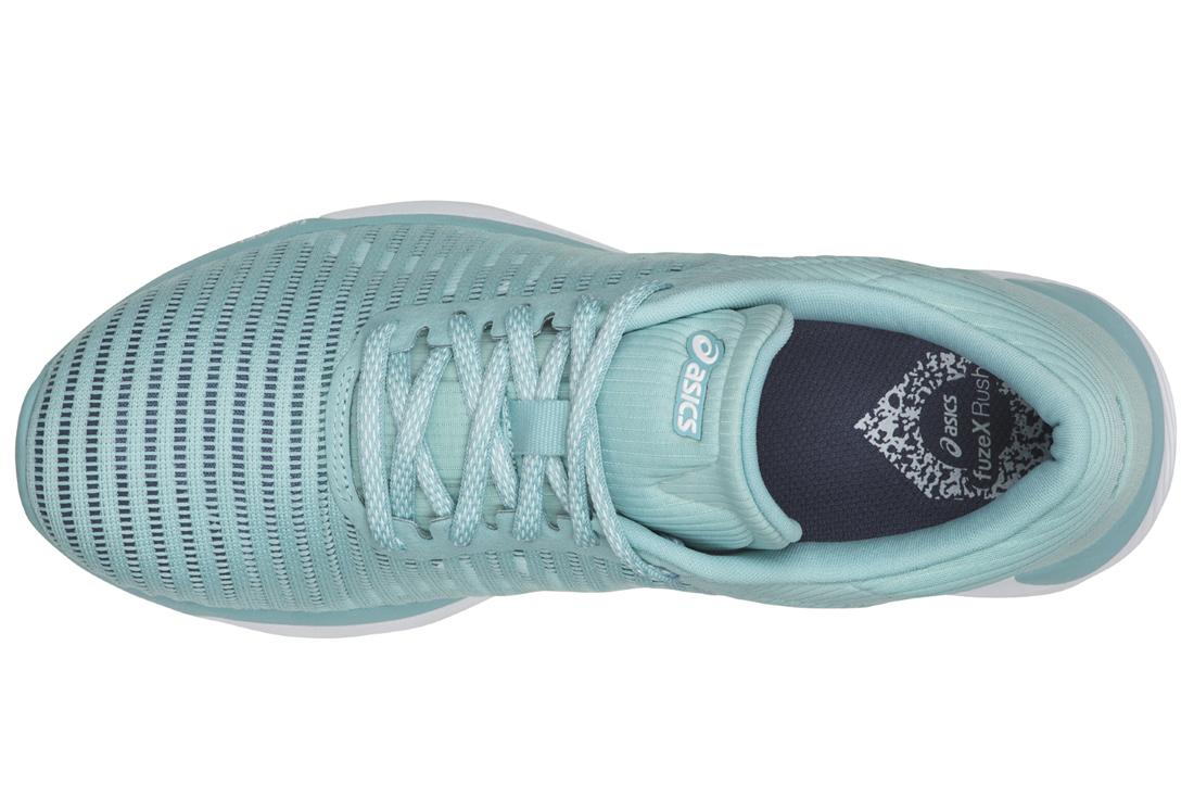 Asics FuzeX Rush Adapt T885N 1401 Femme chaussures de running Bleu à partir de 99,90 € au lieu de 145,00 €
