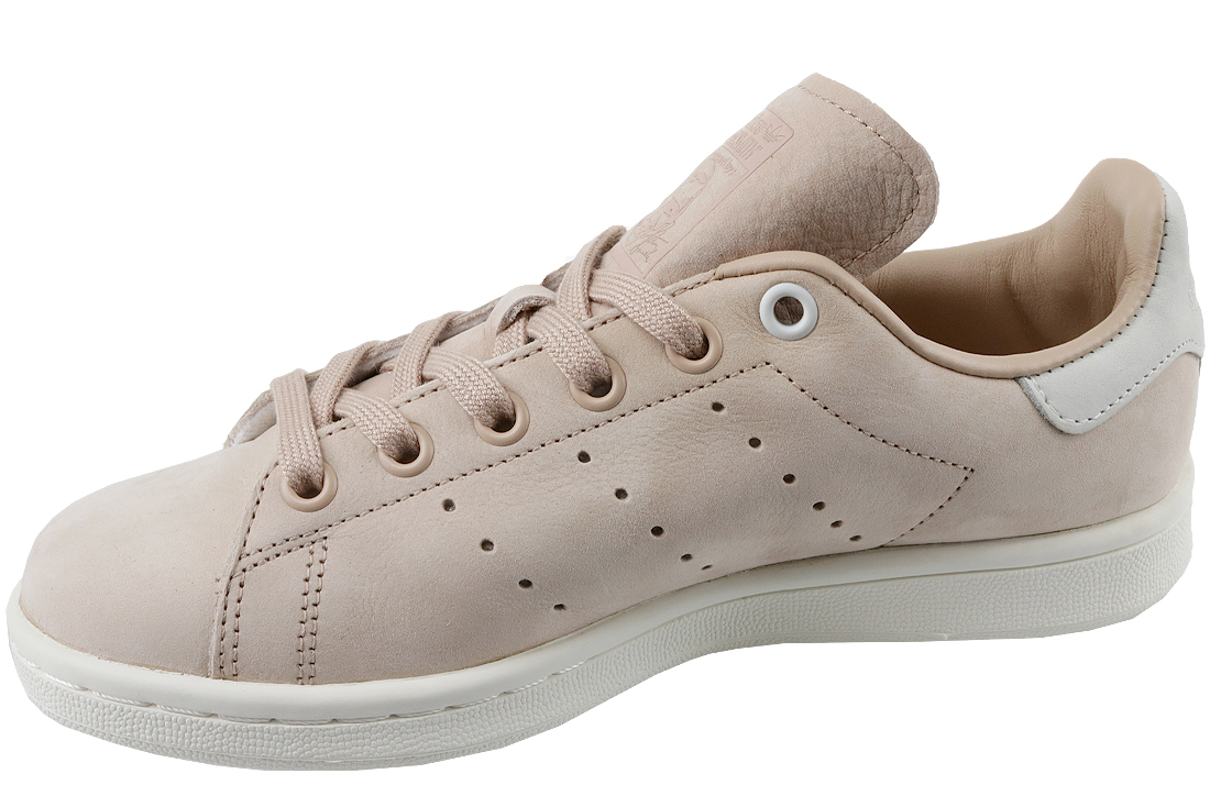 mode designer 38c1d 03f5d Adidas Stan Smith W BY8861 Femme sneakers Rose