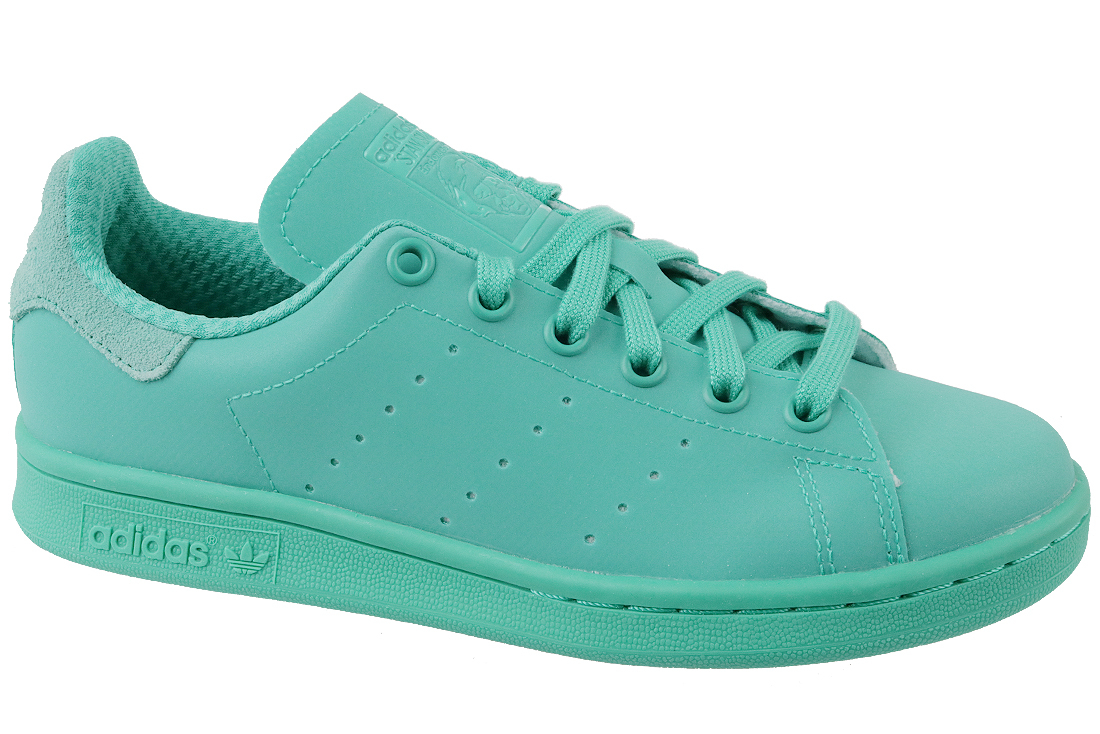 New York 6c442 f4323 Adidas Stan Smith Adicolor S80250 Femme sneakers Turquoise
