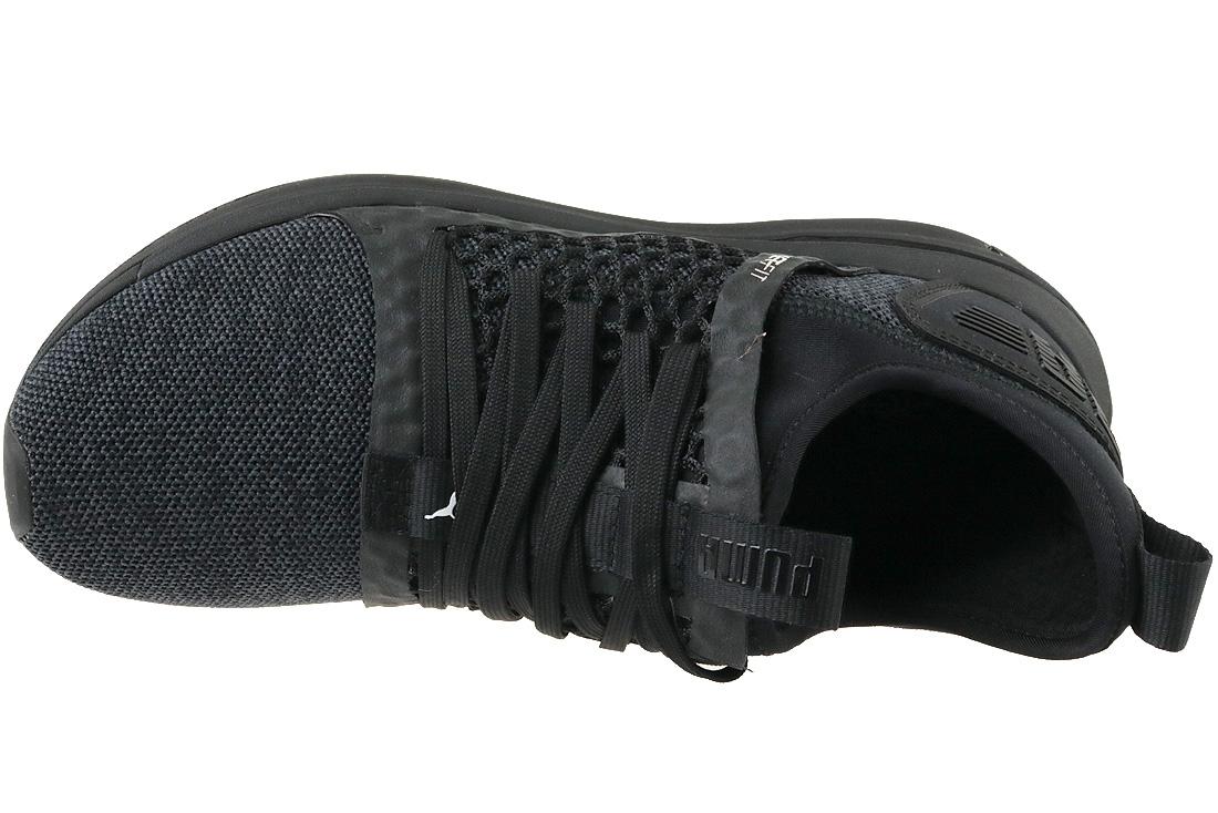 44f134490047 Puma Ignite Limitless SR Netfit 190962-01 Homme sneakers Noir ...