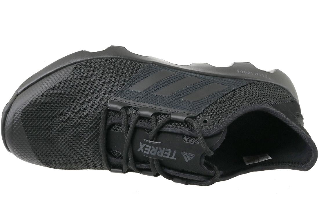 hot sale online 0d268 1f8dd Adidas Terrex CC Voyager CM7535 Homme chaussures de running Noir