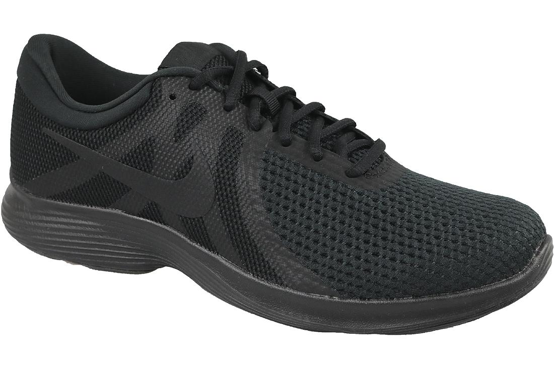 premium selection b710b 59d04 Nike Revolution 4 AJ3490-002 Homme chaussures de running Noir