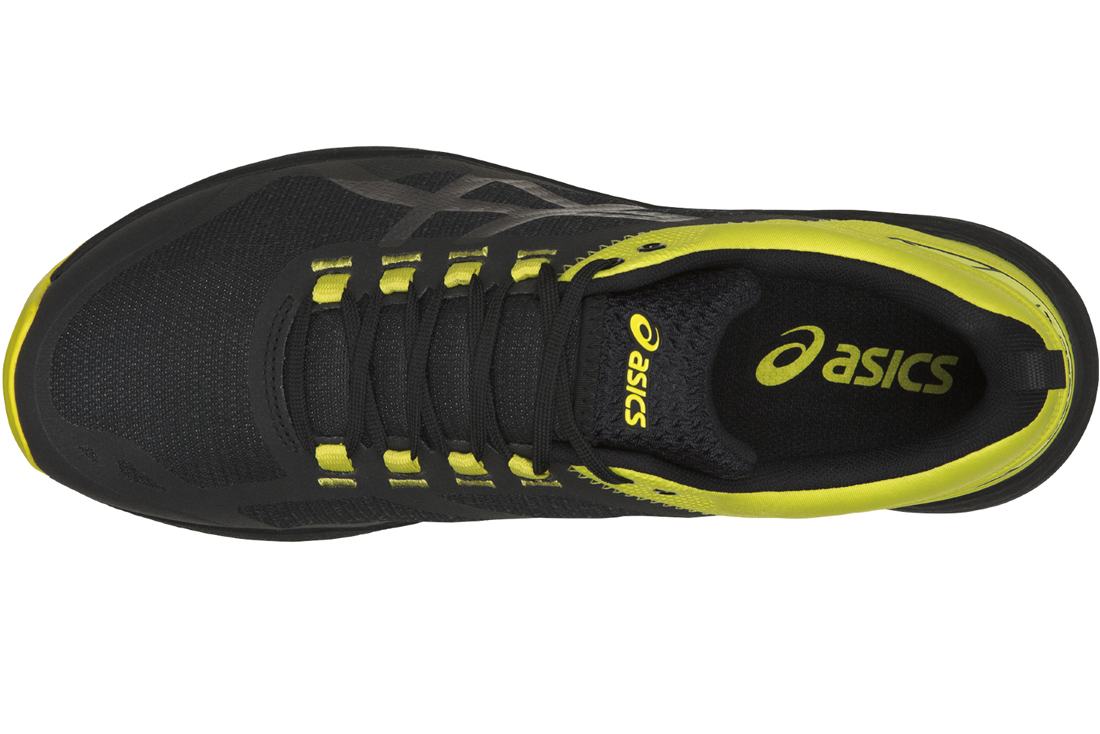 Asics Gecko XT T826N 9097 Homme chaussures de running Noir