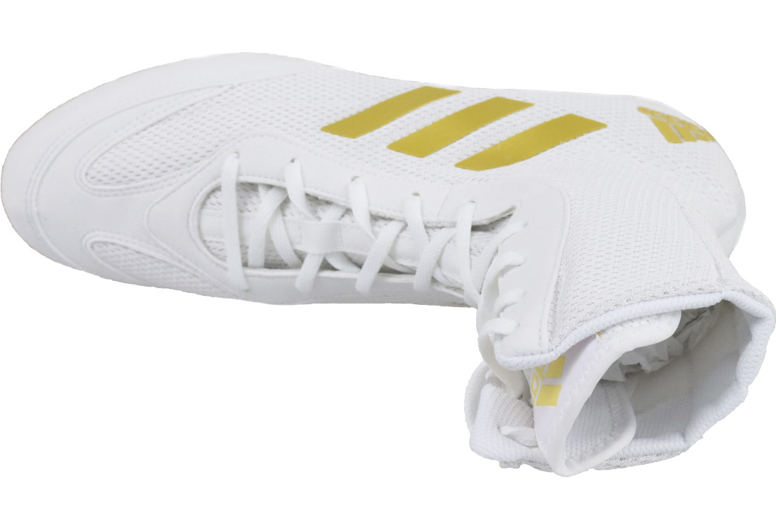 Adidas Box Hog Plus Shoes DA9899 Homme chaussures de course Blanc