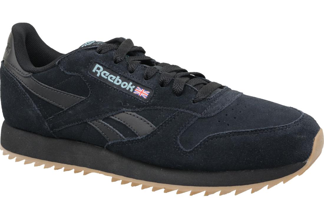 59fbacbf814c7 Reebok Classic Leather MU DV3933 Homme sneakers Noir