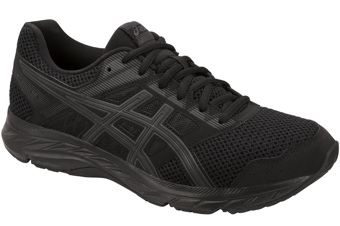 Asics Gel Contend 5 1011A256 002 Homme chaussures de running Noir