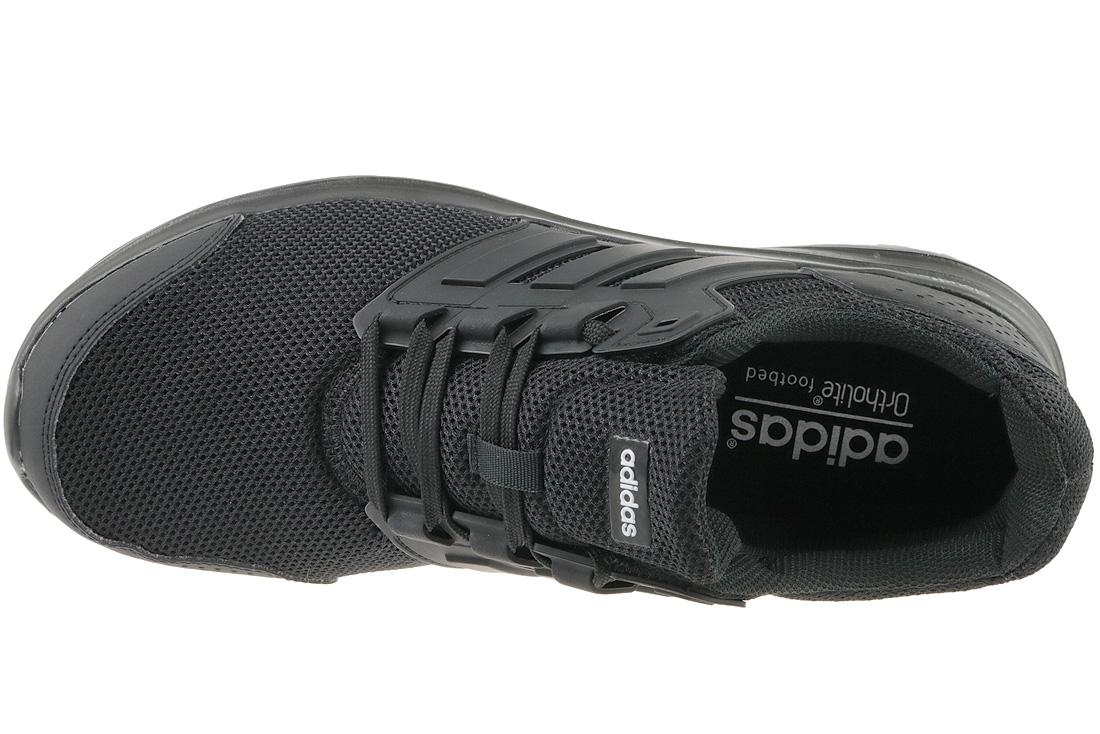Adidas Galaxy 4 M CP8822 Homme chaussures de running Noir