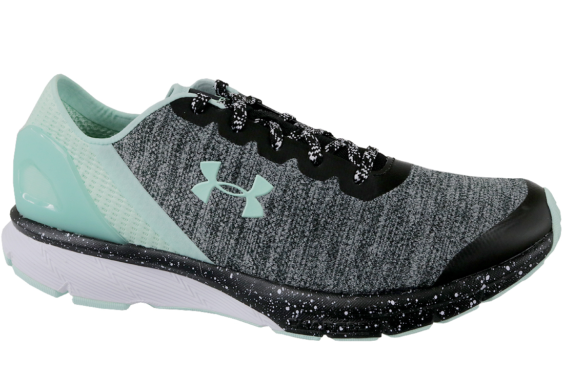 newest 092a9 aa11b UA W Charged Escape 3020005-002 Femme chaussures de running Gris