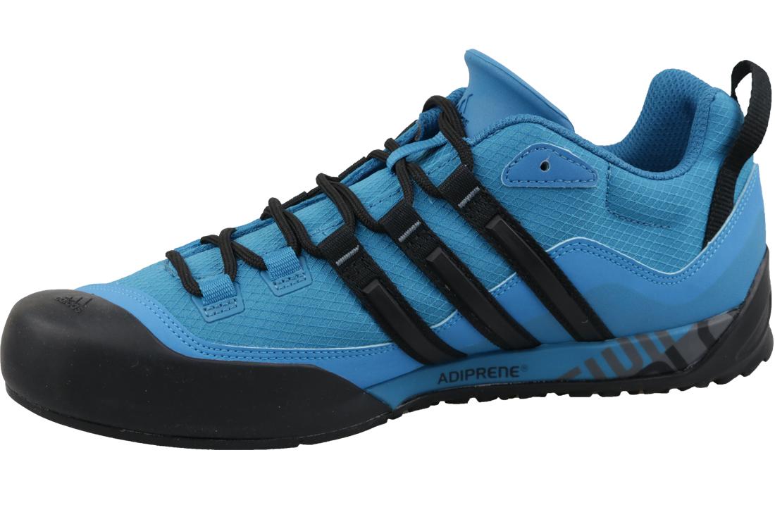 Adidas Terrex Swift Solo D67033 Homme chaussures de sport Bleu ...