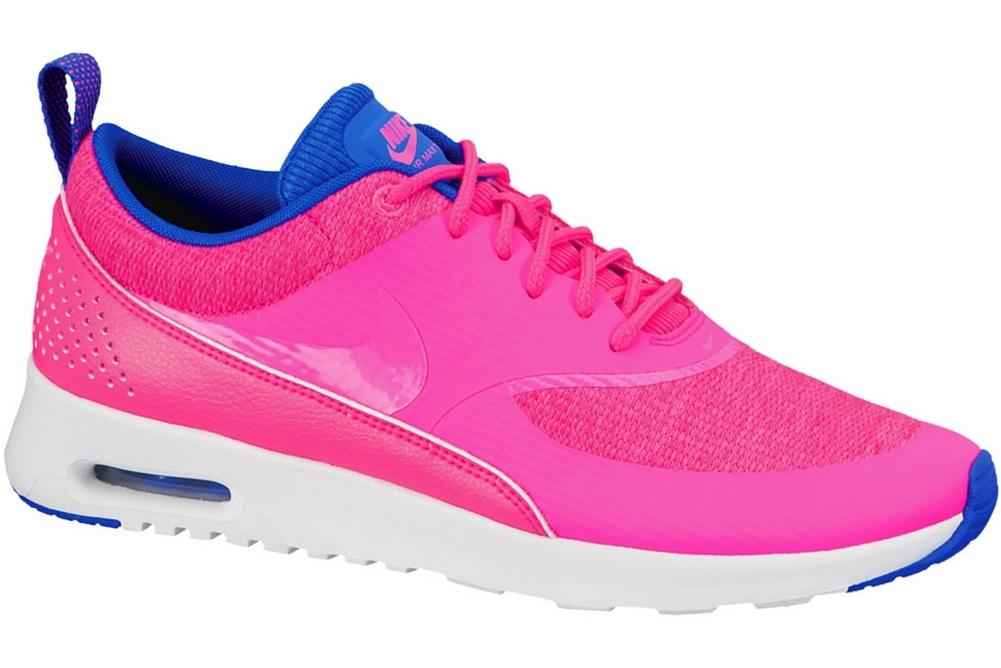 nouveaux styles 08d05 bc76c Nike Air Max Thea Prm Wmns 616723-601 Femme sneakers Rose