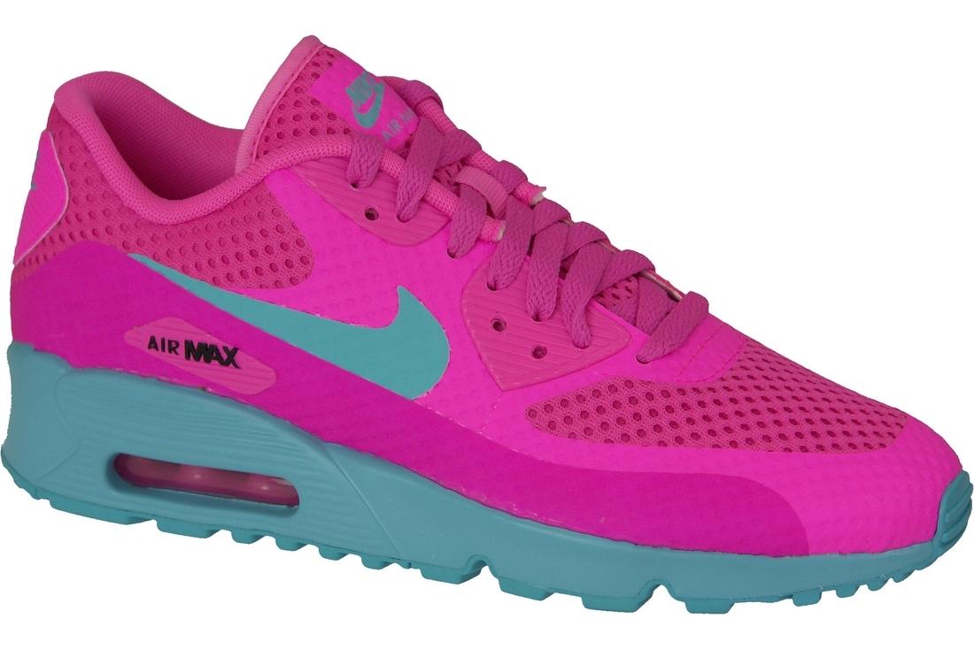 prix compétitif 62820 318b2 Nike Air Max 90 BR Gs 833409-600 Garçon sneakers Rose