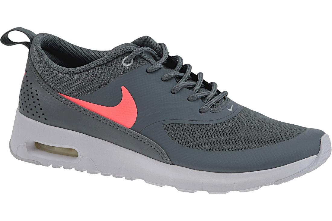 énorme réduction 1b30e 06736 Nike Air Max Thea GS 814444-007 Garçon sneakers Gris