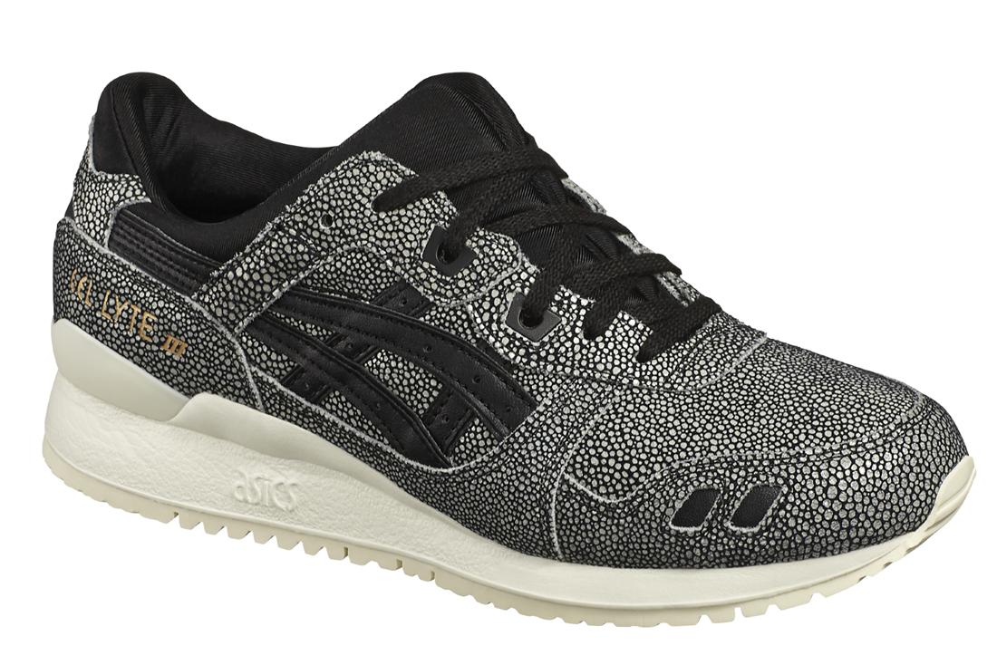 86df424a044a Asics Gel-Lyte III HL7E5-9090 Femme sneakers Noir