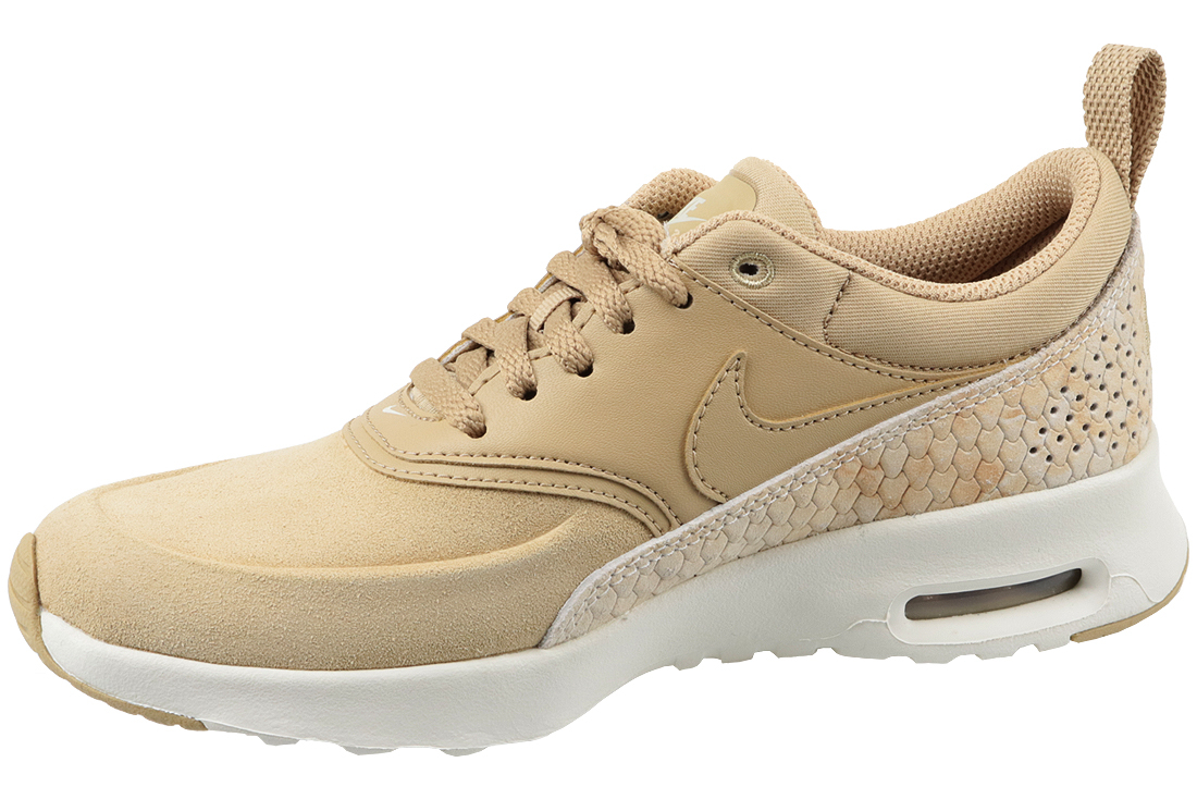 Royaume-Uni disponibilité 45bc5 47dd6 Nike Air Max Thea Premium Wmns 616723-203 Femme sneakers Beige