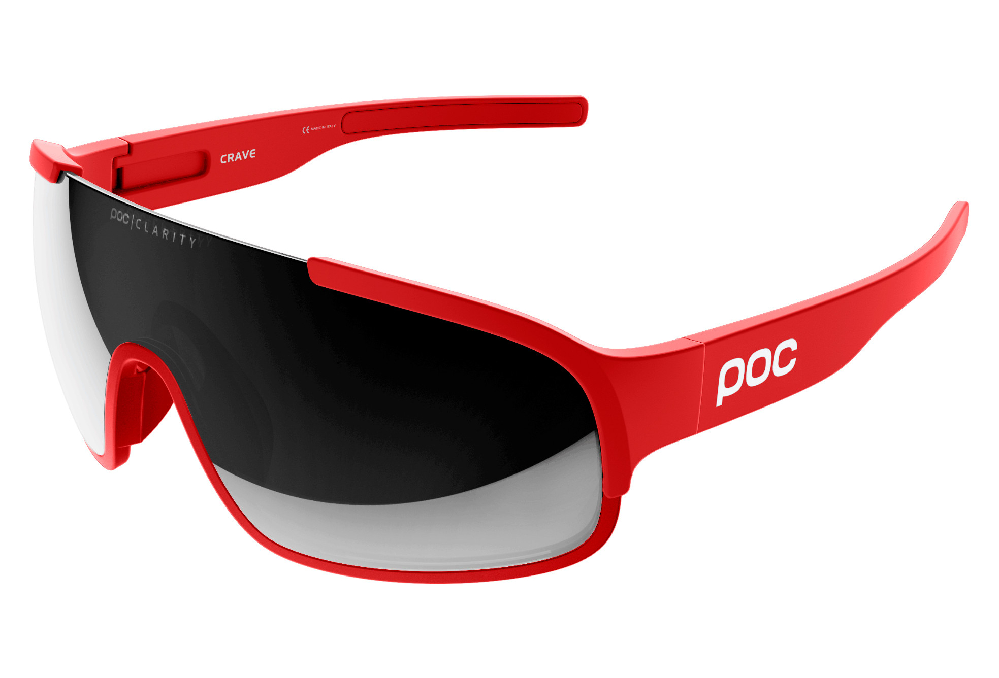 New Northwave Swit Sunglasses Red and Light Blue Frames