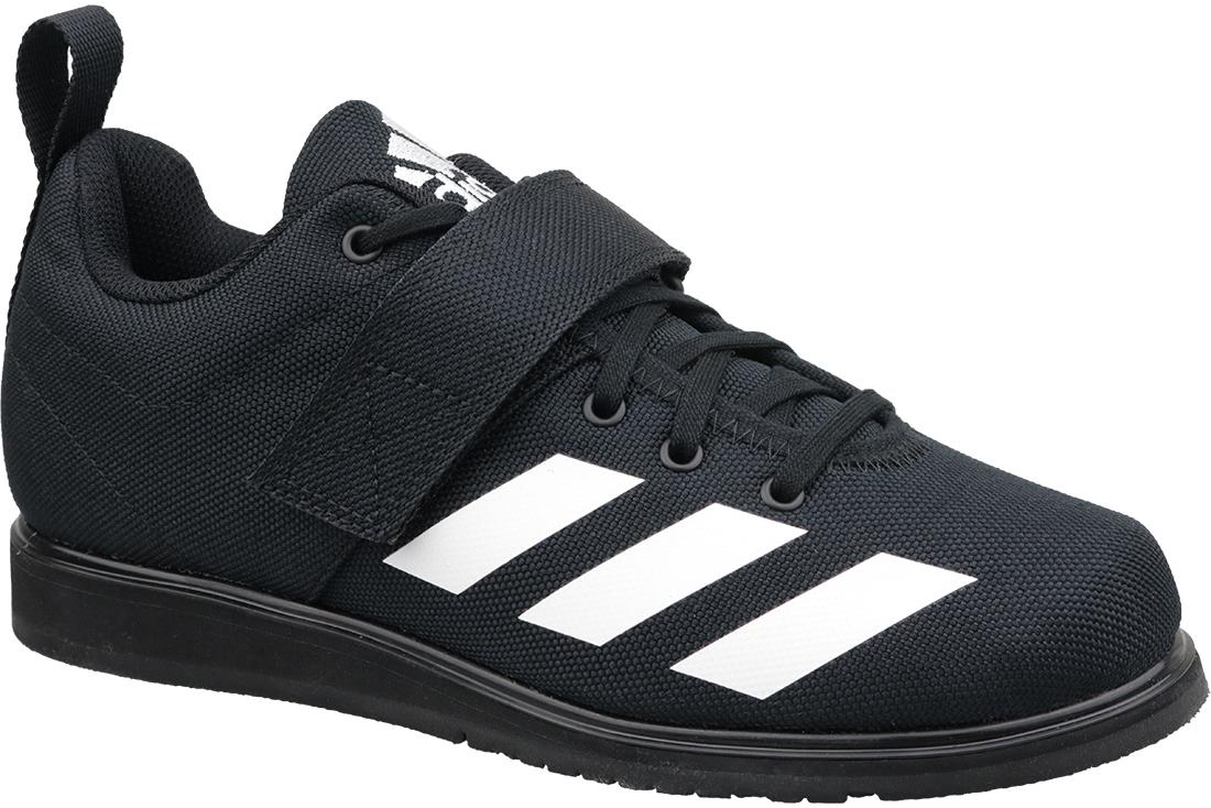 Adidas Powerlift 4 BC0343 Homme chaussures de course Noir