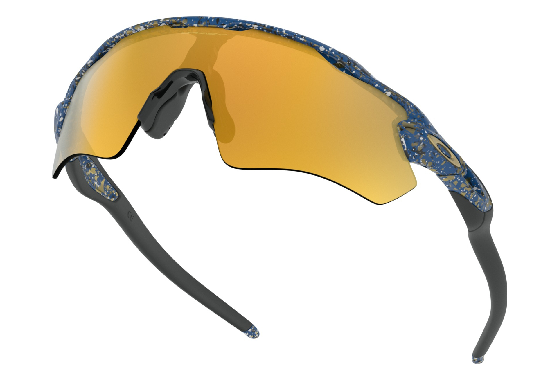Oakley Sunglasses Radar Ev Path Metallic Splatter Collection / Splatter  Poseidon / 24k Iridium from 139 99€ instead of 0 00€
