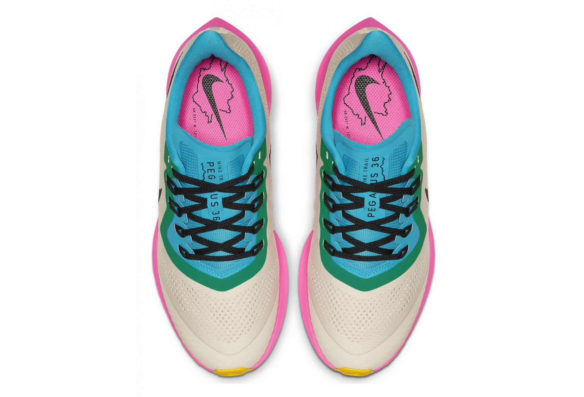 Nike Air Zoom Pegasus 36 Trail SNeaker For WomeN Size .