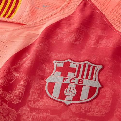 new concept 4da8f 2c8f7 T-shirt Nike FC Barcelona Vapor Match Third Tshirt