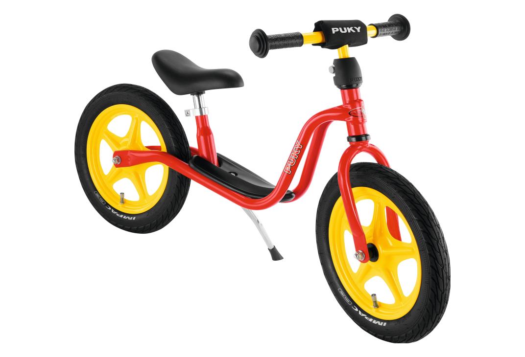 df2bff15f00 Puky Balance Bike LR 1L 12.5'' Jaune / Rouge