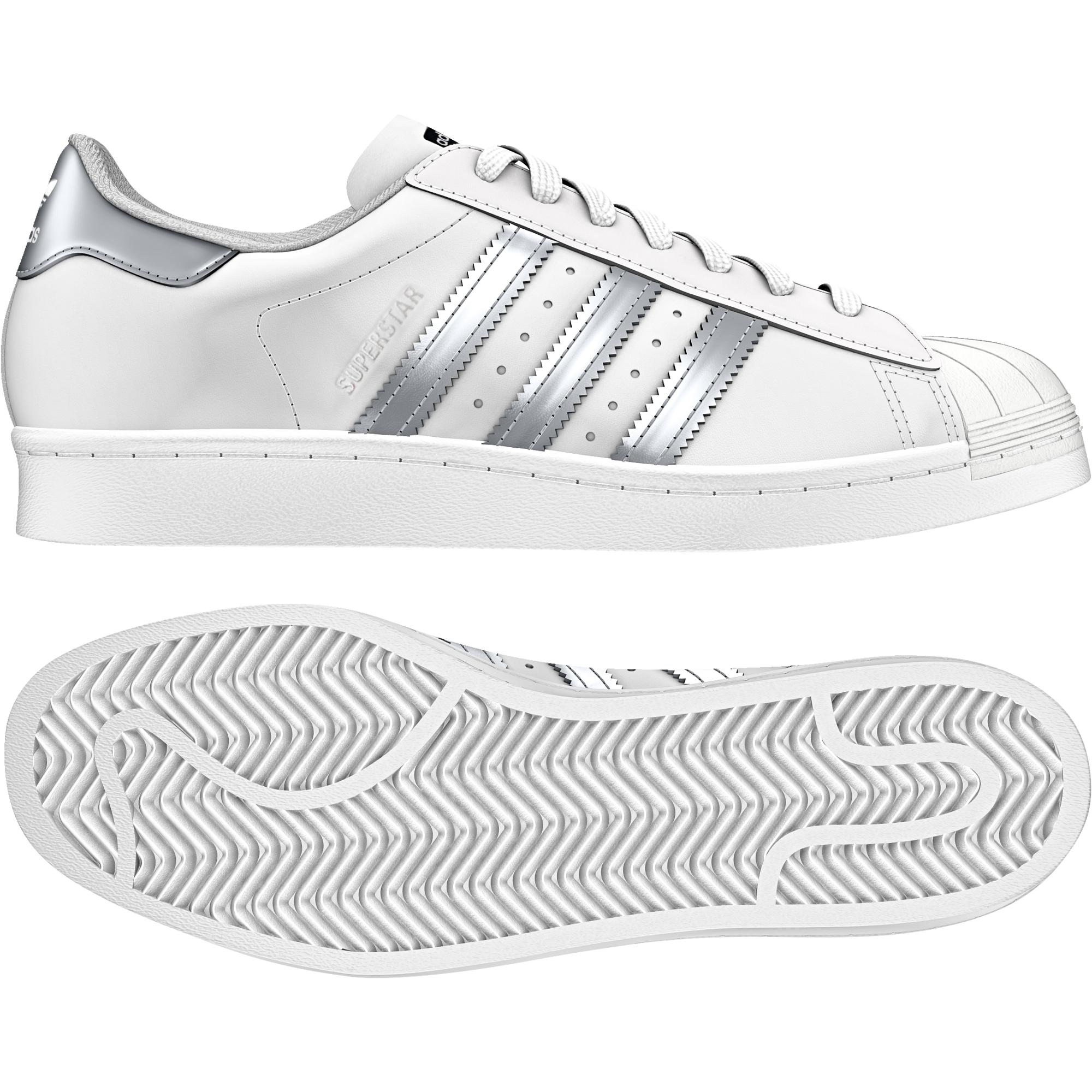 meilleur authentique 2e5af 890cb Chaussures femme adidas Superstar