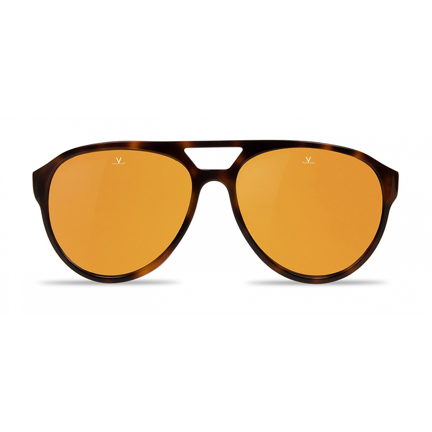 b2285df7335 Lunettes De Soleil Vuarnet Tom Ecaille pure Brown Bronze Flash ...