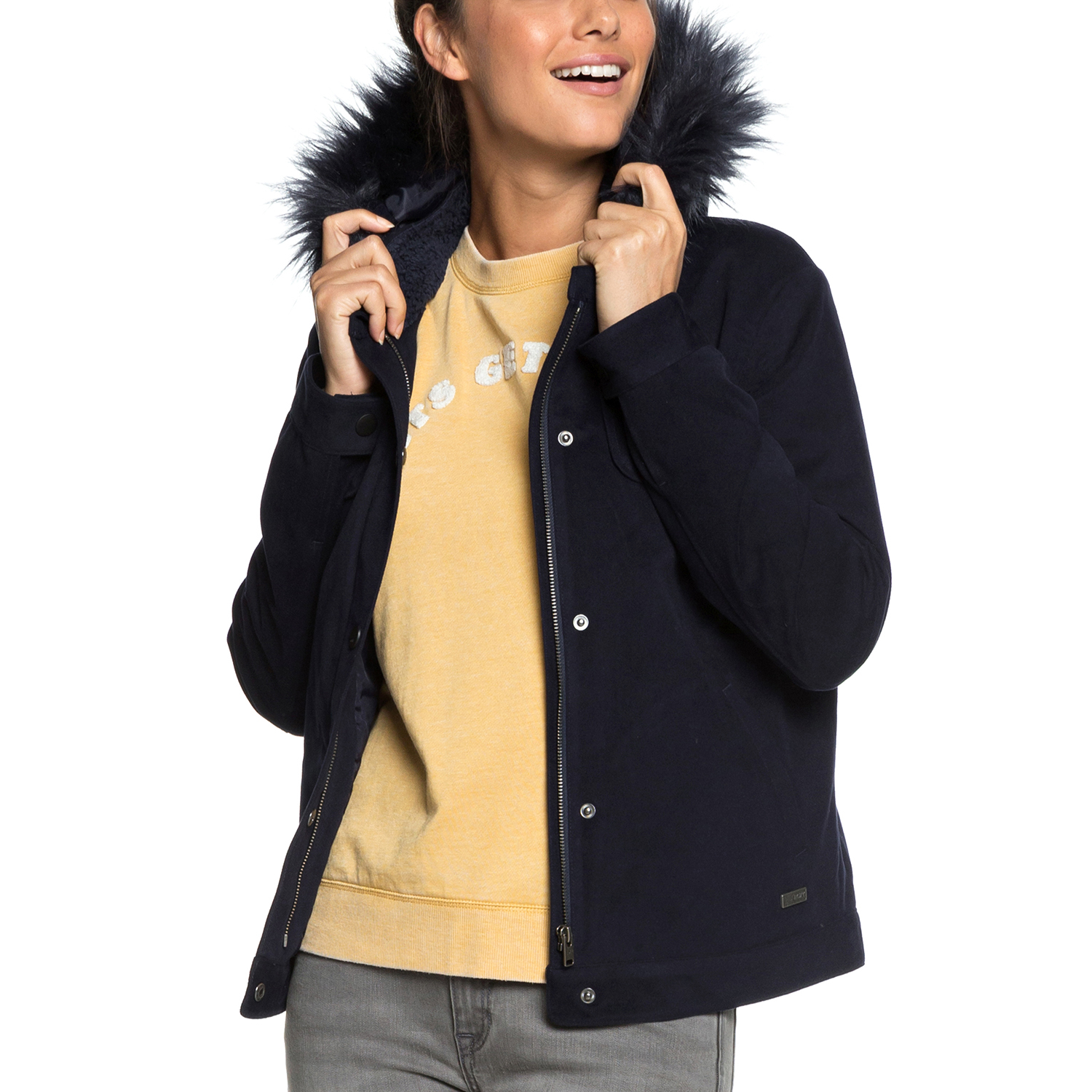 Snow Manteau Roxy Chic Manteau And Pk0nwN8OZX