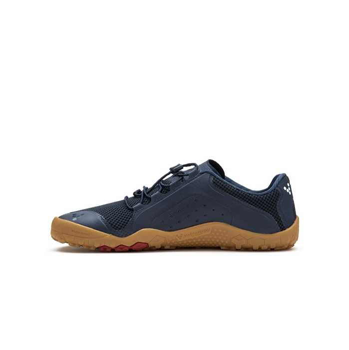 outlet store 7e744 ffd37 Chaussures Vivobarefoot Primus Trail FG Indigo Femme