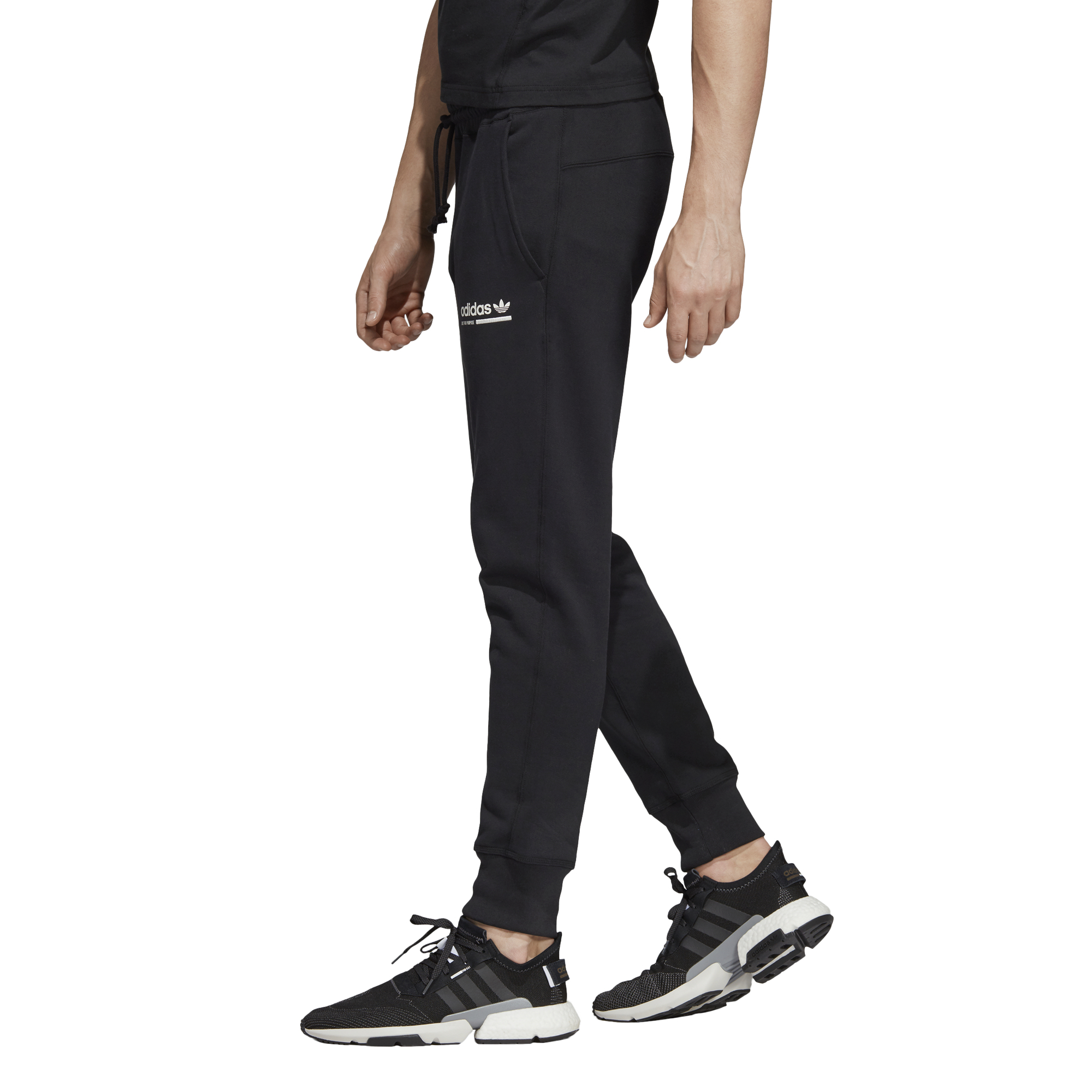 Pantalon de survêtement adidas Kaval logo